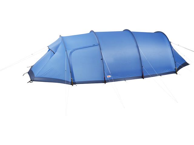 Fjällräven Abisko Endurance 4 Tienda de Campaña, un blue